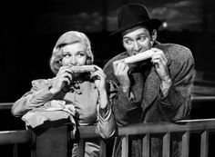 Vivacious Lady (1938) - Ginger Rogers and James Stewart