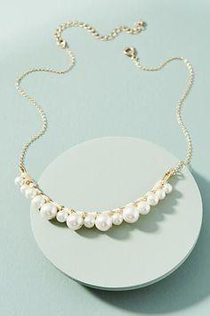 Anthropologie Seaside Necklace