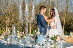 crystal sparkling decoration, tablescape Wedding Decorations, Table Decorations, Greece Wedding, Make Design, Plan Your Wedding, Luxury Wedding, Tablescapes, Wedding Reception, Sparkle
