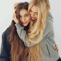 Imagen de girl, friends, and best friends