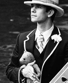 Ben Whishaw as Sebastian Flyte in Brideshead Revisited