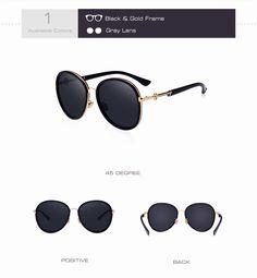 Women's Original Brand Sunglasses Big Frame Shades New Summer Style Gafas - Sunglasses Big Sunglasses, Sunglasses Women, The Ordinary, Black Gold, Gray Color, Lens, Shades, Woman, The Originals