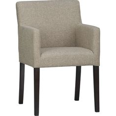 Lowe arm chair - again, not wild about the fabric