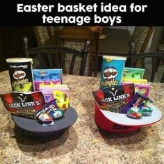 Budget friendly easter baskets ideas for tween boys tween budget friendly easter baskets ideas for tween boys tween easter and easter baskets negle Gallery