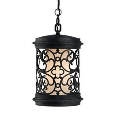 I pinned this Costa Del Luz Outdoor Hanging Lantern from the Style Study event at Joss and Main!