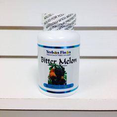 Capsulas Bitter Melon, capaz de controlar los niveles de glucosa en sangre..