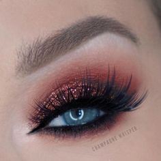 Makeup for Charming Blue Eyes picture1
