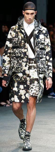 Givenchy - Spring 2015