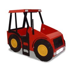 The Case iH tractor bed could Also be green. :)