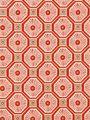 Robert Allen fabric pattern Kimono