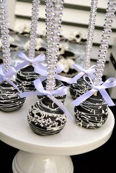 Cake pops para boda