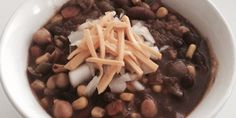 DIY Healthy and Hearty Chili #plantbased #healthychili #plantprotein