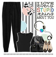 """""""Untitled #317"""" by ino-6283 ❤ liked on Polyvore featuring Theory, Coach, Acne Studios and Frends"""