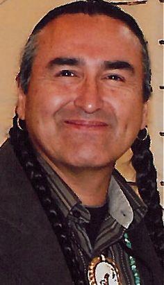 Richard Twiss-Lakota spiritual leader, speaker and educator dedicated to restoring indigenous forms of worship to native people.