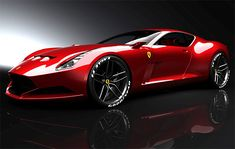Awesome Car Design – The Ferrari 610 GTO | The Design Inspiration