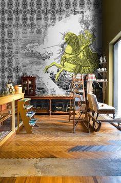 Conquistadores - Wall&Deco