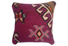 Turkish     Kilim Pillow on OneKingsLane.com