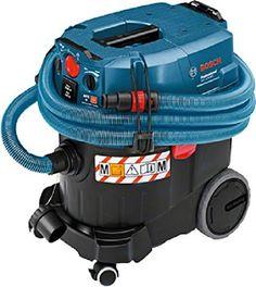 Bosch Professional 06019C31W0 Aspirateur eau/poussière GAS 35 M AFC 1380 W: Price:615.89 Description : – Puissance d'aspiration élevée…