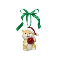 """Personalize it Polyresin, 3.75"""" hTip: Use a permanent marker to easily add names, dates and messages to ornaments.Gift Ideas: For the animal lover, tie dog ornament onto a jar of treats or pet toys.Ornaments are for decorative use only. Keep out of reach of children."""