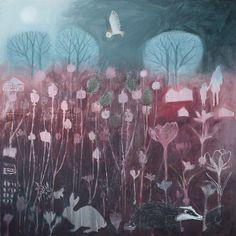 Forest Light, Affordable Art Fair, Nature Reserve, Summer Art, Lovers Art, Online Art, Twilight, Scene