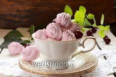 Готовим вишнёвый зефир Предлагаю приготовить домашний вишнёвый зефир на агар-агаре. Такое полезное лакомство должно понравиться и взрослым, и детям. Зефир получается нежным, тающим, красивого розового цвета, отлично держит форму. Такой зефир будет иметь нежный вишнёвый вкус. Хранить зефир можно несколько дней в плотно закрывающемся контейнере.