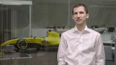 Renault Sport F1 Team 2017 - Interview With Remi Taffin (VIDEO)