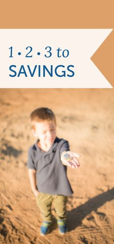How an easy plan and a couple steps can help your family get on the way to saving money. #aceyoursavings #upromise #ad