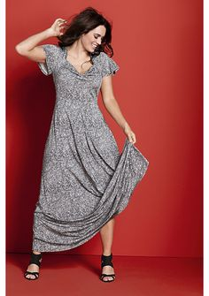 Платье-макси sheego