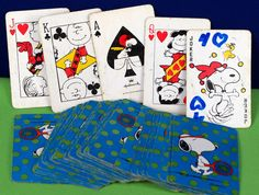 snoopy mini-cards