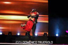 Marco e Alessandra Amoroso, Arena di Verona, 19 maggio 2014