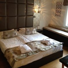 A perfect room in Continental Zara Hotel in Budapest