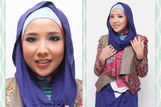 STEP BY STEP: Shimmery & Smokey Ramadhan Makeup | FIMELA - Indonesian Online Fashion & Lifestyle Magazine