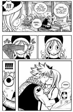 Natsu and Lucy - Is Realy