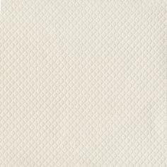 ANICHINI Fabrics | Siena Ivory Residential Fabric - an ivory diamond matelassé fabric
