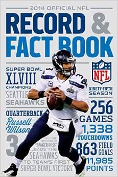 A perfect coffee table book for NFL Football man caves. http://www.amazon.com/dp/1618933949/?tag=mancavepnfl-20