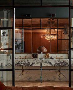 Useful Walk-in Shower Design Ideas For Smaller Bathrooms – Home Dcorz Bathroom Inspiration, Interior Inspiration, Bathroom Interior Design, Interior Decorating, Tadelakt, Vogue Living, Walk In Shower Designs, Small Bathroom, Bathrooms