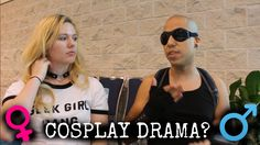 Drama in the cosplay community...