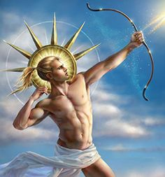 Apollo is the God of the sun.also he is Zeus son.apollo symbol is music/lyre.apollo is a twin to Artemis.apollo is also the God of poetry and medicine also archery and finally bachelor. Greek And Roman Mythology, Greek Gods And Goddesses, Celtic Mythology, Apollo Greek Mythology, Mythological Creatures, Mythical Creatures, Greek God Of Light, Son Of Zeus, Roman Gods