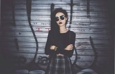 punk grunge fashion   Tumblr