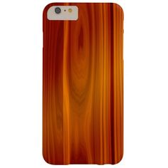 Wood Teak iPhone 6 Plus Barely There Case Barely There iPhone 6 Plus Case