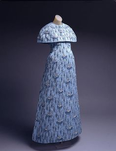 Ensemble, Evening - House of Givenchy (1964-65)