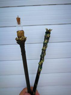 #diy #crafts Harry Potter wand _ pencils.. 😍
