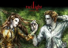 Edward and Bella  Twilight Saga