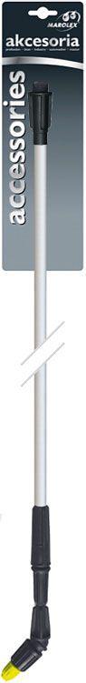 Телескопическая штанга 135 см без рукоятки подходит ко всем моделям помповых и ранцевых опрыскивателей Marolex.        Также совместима с опрыскивателями других производителей – использована стандартная резьба 3/8.