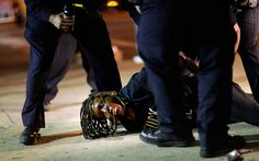 US cited for police violence, racism in scathing UN review on human rights US' second review before UN Human Rights Council dominated by criticism over police violence against black men (MAY 2015)