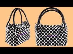 bf88c6233a6 পুতির হ্যান্ডব্যাগ/How to make Beaded Bag(part-1)/beaded hand bag/putir  hand bag/beaded bag making