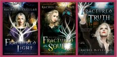 The Crazy Dream Blog: Fractured Truth by Rachel McClellan & Signed Series Giveaway (US) & Tour Giveaway (INT)