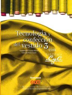 """Cover of """"Tecnología y Confección del Vestido 3"""""""