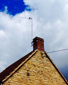 Aerial Gloucestershire call AKM Aerials on 0800 0122356 or 07825 913917 Tv Aerials, Akm, House Styles