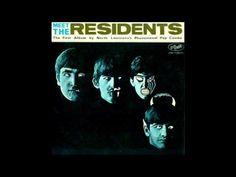 ▶ The Residents - Meet The Residents (1974) [Full Album] - YouTube - Better than the beatles